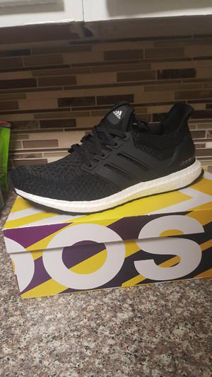 Size 11 and 10 men Adidas ultraboost