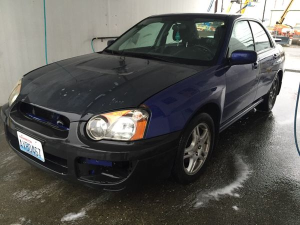2004 subaru impreza 2 5 rs cars trucks in everett wa offerup. Black Bedroom Furniture Sets. Home Design Ideas