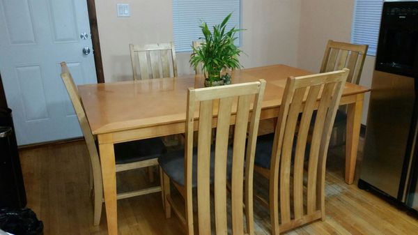 dining room table set furniture in chicago il offerup