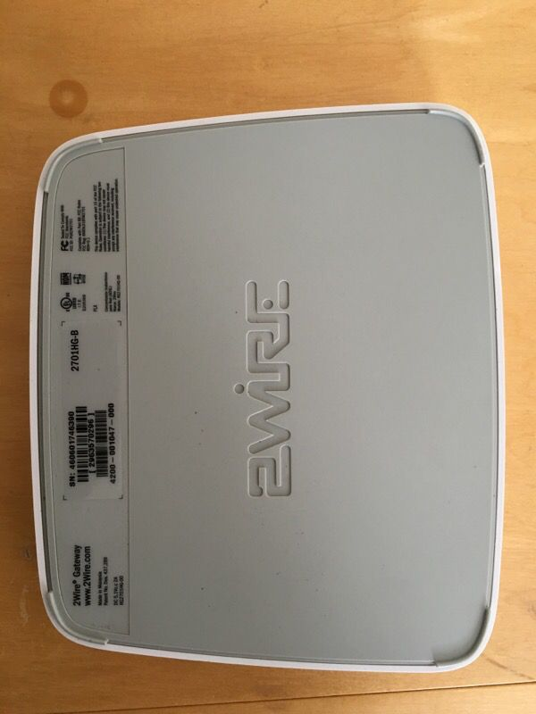 AT&T 2Wire modem (Computer Equipment) in Chicago, IL
