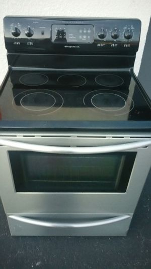 Stove Kenmore 5 burners convection oven