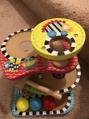 Alex jr. pop and roll kids toy