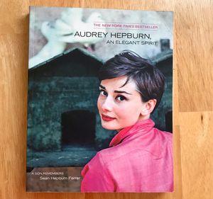 Audrey Hepburn: An Elegant Spirit Novel