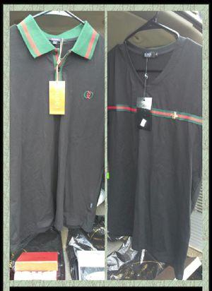Designer shirts large