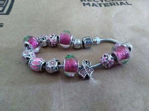 Pandora style charm bracelet for sale Wichita, KS