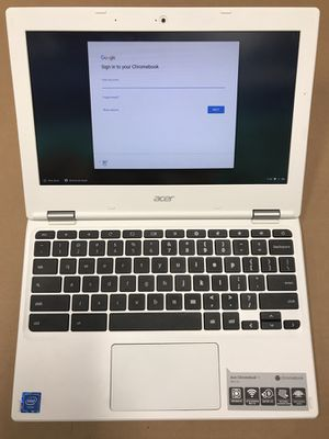 Acer Chromebook N15Q10 Laptop