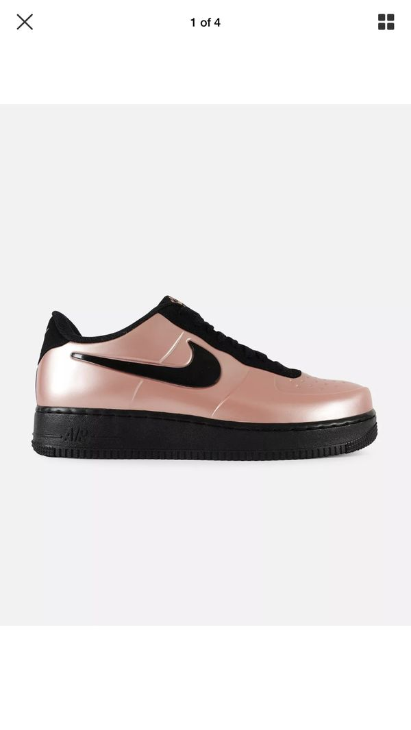 nike air force 1 foamposite pro cup coral stardust nz