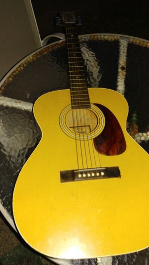 Regal T-13 acoustic guitar