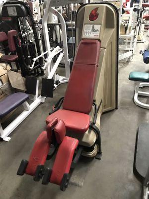 exercise equipment thigh butt weight loss machine