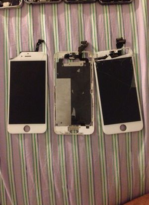 iPhone 6 screens for parts
