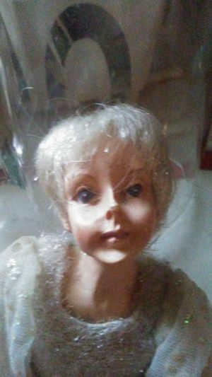 Very old doll