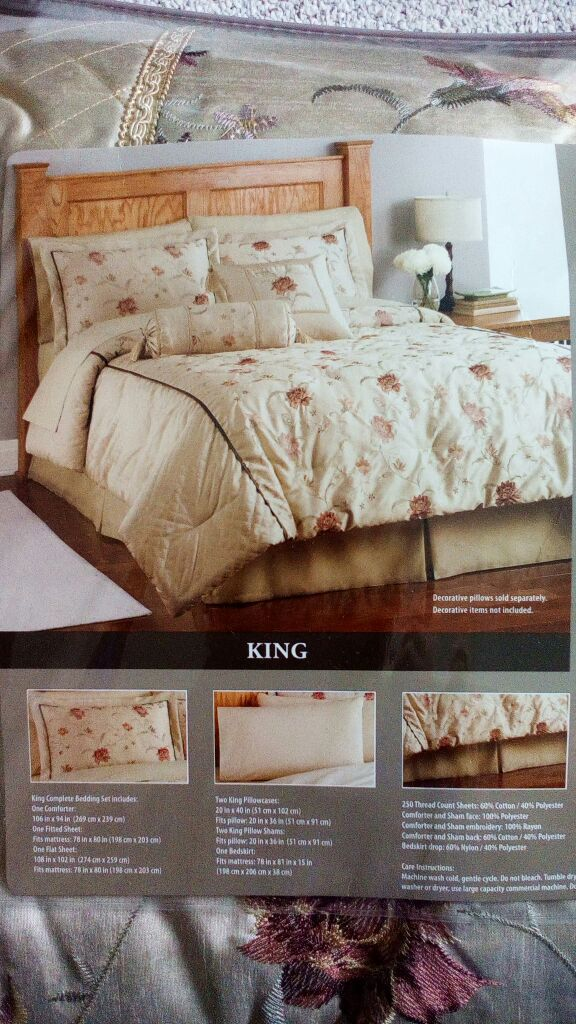 Bedding Set Household In Palatine Il Offerup