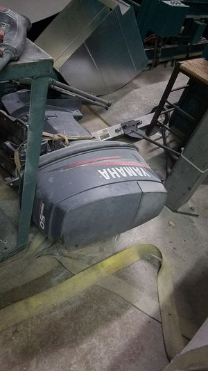 Outboard motor for parts