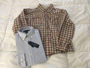 Boys dress shirts - size 8