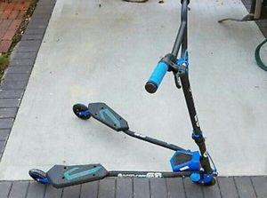 Fliker c3 scooter