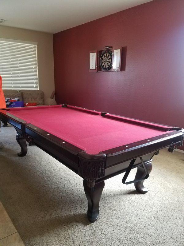 Pool Table DLT Slate Furniture In Avondale AZ - Dlt pool table