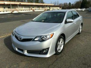 2014 Toyota Camry SE special edition