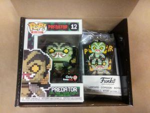 Predator 8-Bit Funko Pop