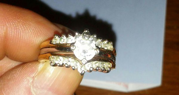 RS Coventry engagementwedding ring combo Jewelry Accessories in