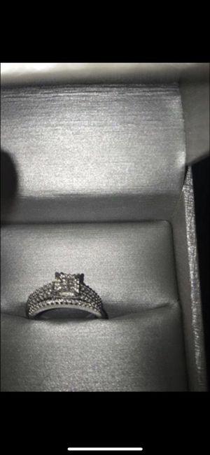 Zales new bridal set