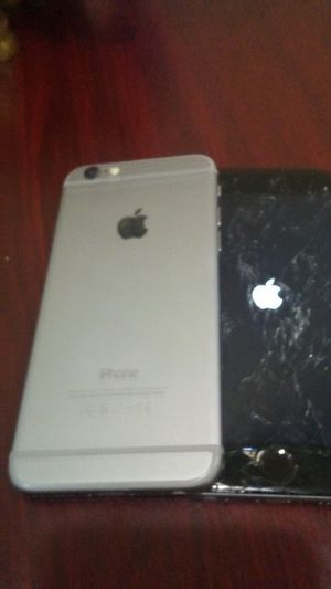 2 iphone 6 Verizon for parts or you can fix them