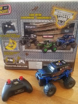 NEW R/C MONSTER JAM