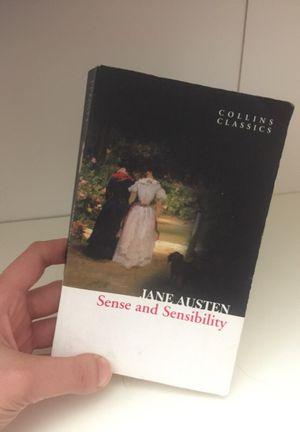 Sense & Sensibility   Jane Austen Book