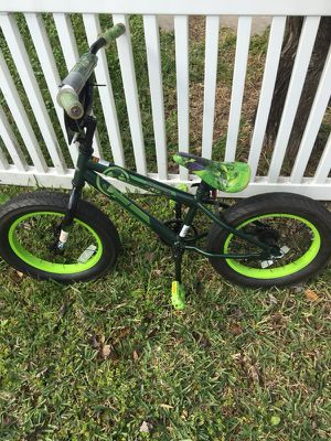 "16"" hulk fat tire bike for sale"