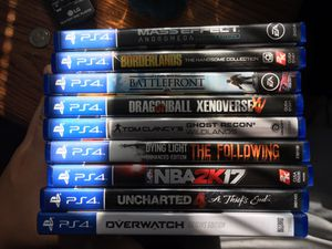 Ps4 games sell or change