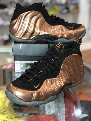 Copper foams size 9