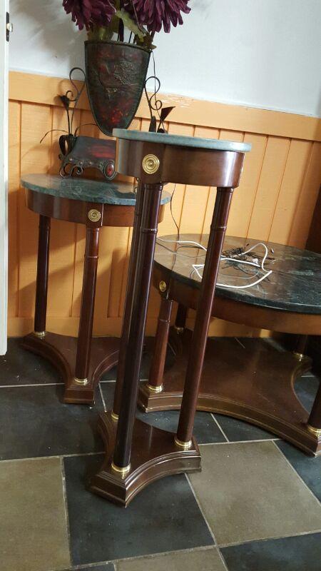 3 Little Tables Set Furniture In Mesa Az Offerup