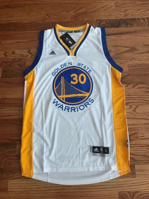NBA Golden State Curry #30 Size Large (NEW)