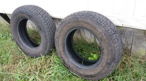 TWO GOOD USED TIRES FOR CHEAP