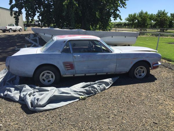 66 Mustang Project Car Cars Trucks In Pasco Wa Offerup