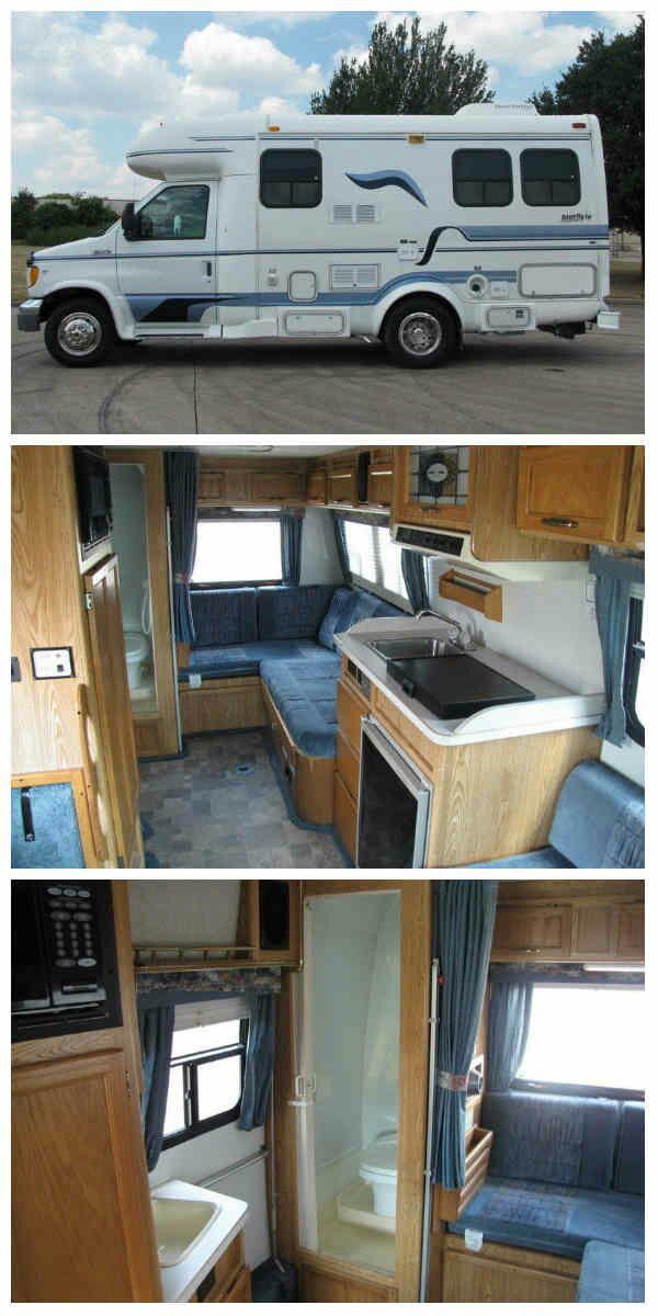 Offerup Las Vegas >> Gorgeous 1998 Coachmen STARFLYTE 21B - Onan generator. (Campers & RVs) in Las Vegas, NV - OfferUp