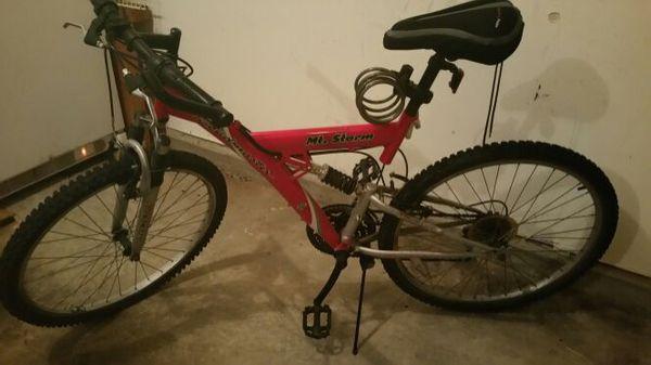 Mens Roadmaster 18 Speed Mt Storm Bike Bicycles In Durham Nc