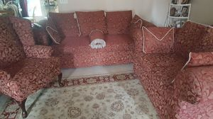 3 pieces of sofa in good condition