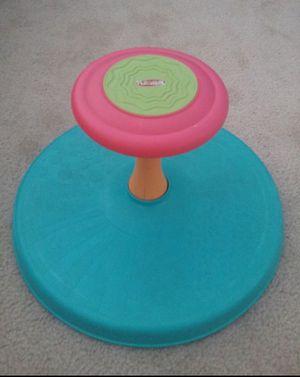 Sit n spin toy