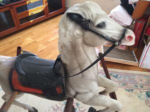 ***Vintage 1960's Wonder Horse***