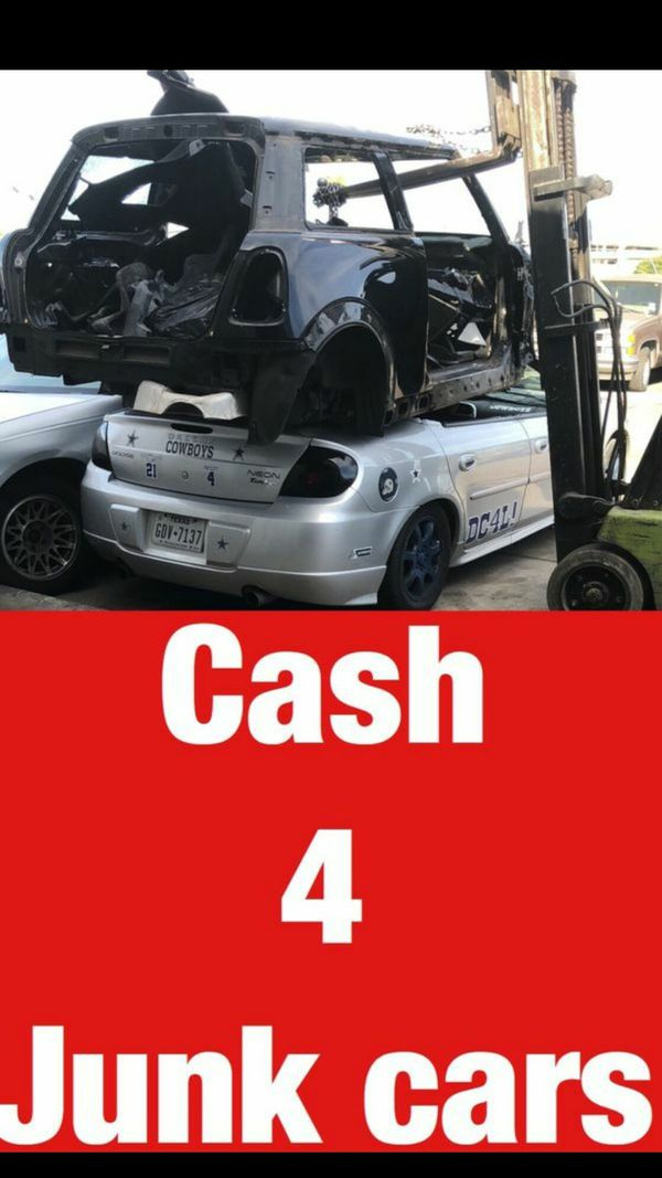 We buy junk cars any condition with or without title call me (Cars ...