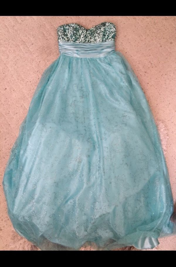 Teal Prom Dress (Clothing & Shoes) in Nashville, TN