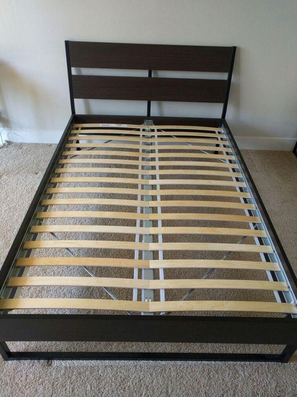 ikea full size bed frame - Ikea Full Bed Frame