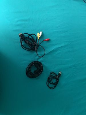 Ps3 cables