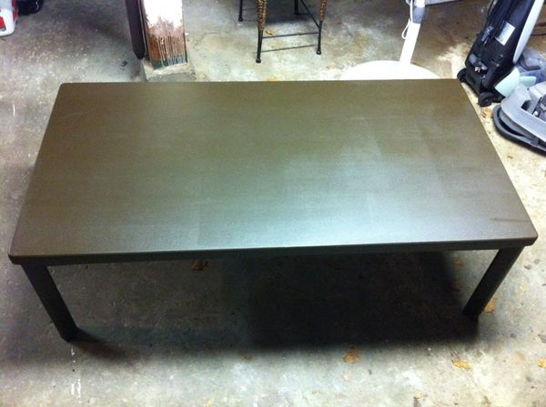 Wood coffee table furniture in tacoma wa offerup for Furniture in tacoma