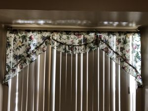Fruit Printed Curtain