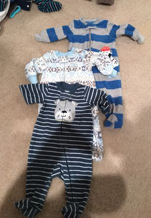3 month baby boy sleepers