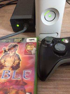 Xbox 360 + Controller + Game