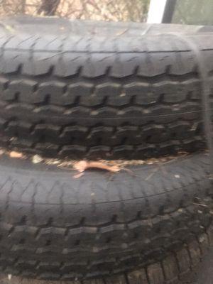 "Trailer tires 16"""