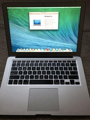 13inch MacBook Air 2.13ghz 4gb ram 256gb ssd like new