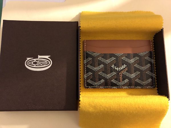 Goyard St Sulpice card holder Jewelry Accessories in Newark CA